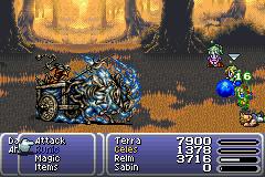 Дедал (Final Fantasy VI)