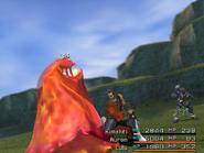 FFX Attack Auron