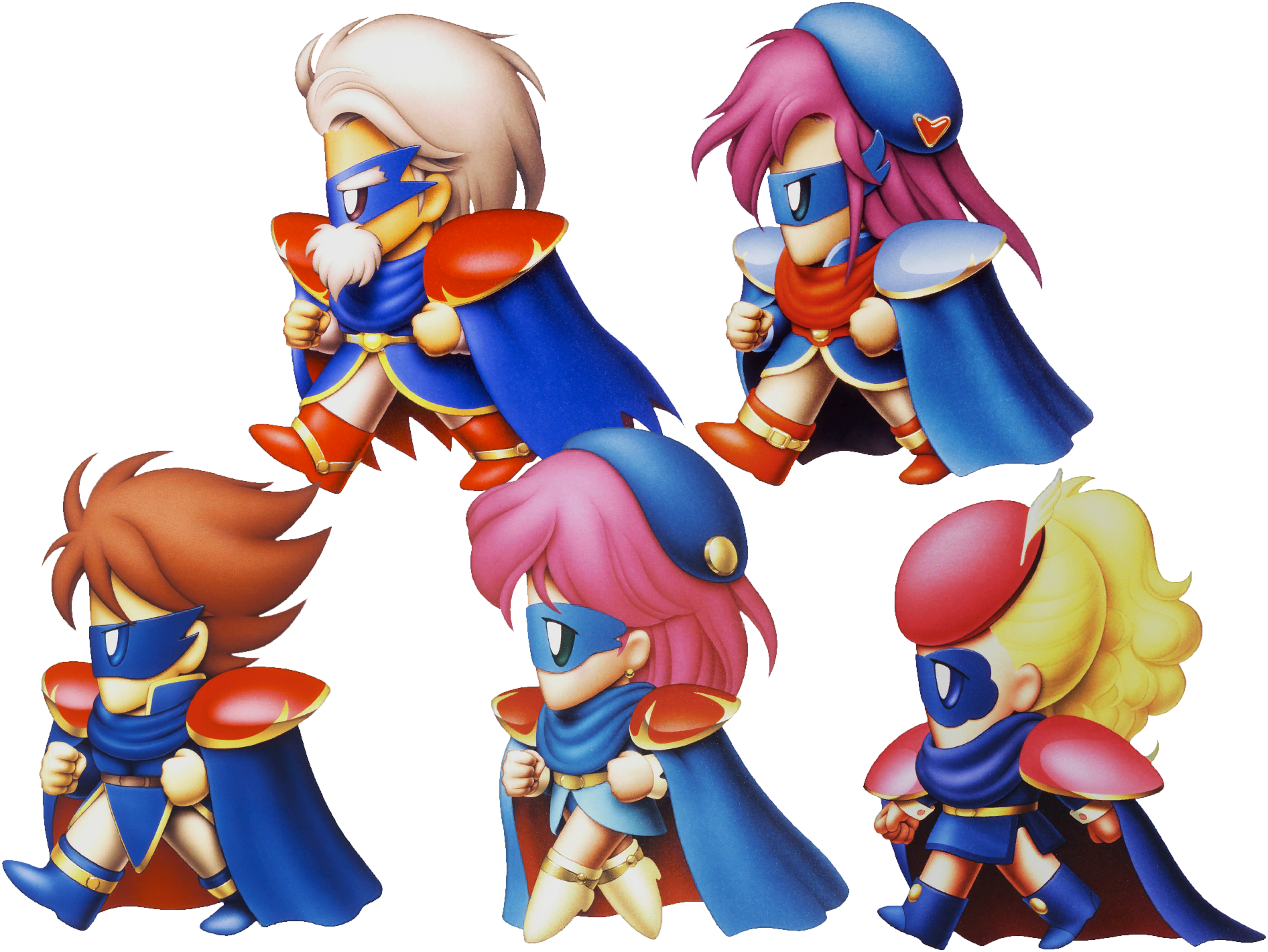 Mago blu (Final Fantasy V)