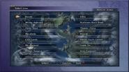 Monster Arena Menu PS3