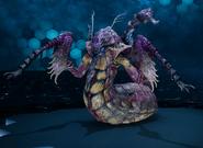 Queen Grashtrike from FFVII Remake Enemy Intel