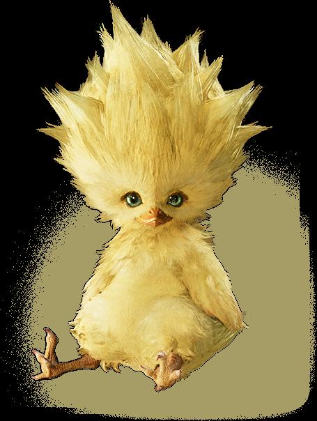 Chocobo Chick (VII Remake)