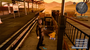 Chocochick 3 location in Cartanica in FFXV