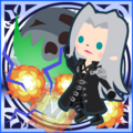 FFAB Black Materia - Sephiroth Legend SSR+