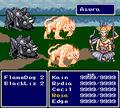 FFIV SNES Asura's Boon