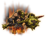 FFRK Ultimate Gyges the Great FFXIV