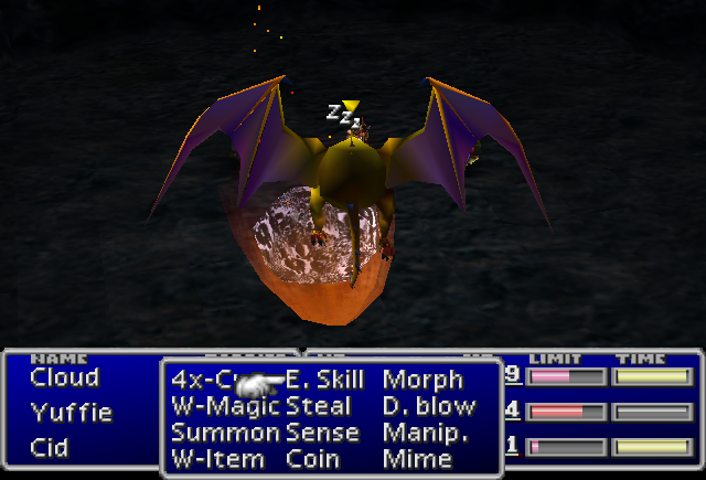 Comet (Final Fantasy VII ability)