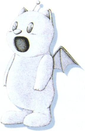 Moogle costume