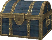 FFXI Treasure Casket Blue