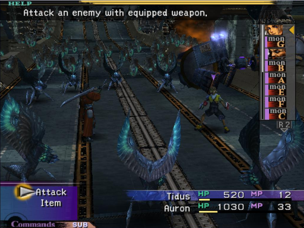 Final Fantasy X/Hamfruitcake 09