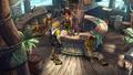 FFX HD Kilika Tavern