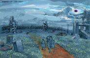 Final Fantasy Unlimited preliminary illustration 6