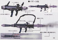 Guns Art FFXIII
