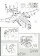 LotC Army Airship Sketch 3