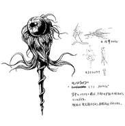 Monodrive artwork for Final Fantasy VII Remake