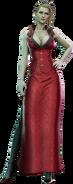 Scarlet from Final Fantasy VII Remake render