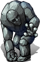 Stone Golem in Final Fantasy V.