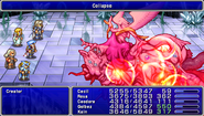 FF4PSP TAY Enemy Ability Collapse