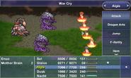 FFD Battle-Arts War-Cry