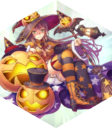 FFLTnS Pumpkin Witch Alt1