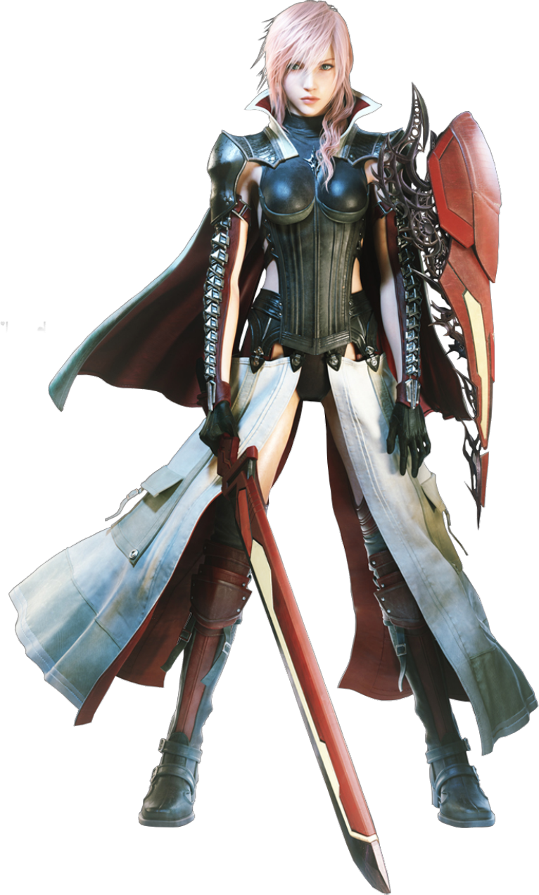 Lightning Returns: Final Fantasy XIII characters