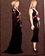 Lunafreya Unused Outfits KFFXV