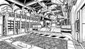 Mako Reactor 1 interior artwork for FFVII Remake