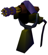 Proto Machinegun FF7