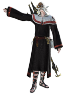 Urianger from Final Fantasy XIV