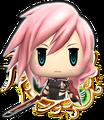 WoFF Lightning 6★ Medal