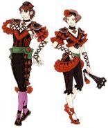 Dancer FFXI Art 1