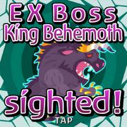 EX Boss King Behemoth Sighted Brigade