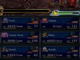 Final Fantasy Brave Exvius statuses