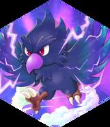 FFD2 Maina Black Chocobo Alt2