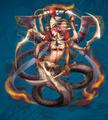 FFDII Marilith Sword Dance III Signet