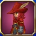 FFDII Parai Red Mage icon