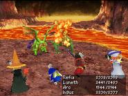 FFIIIDS Flame Burst