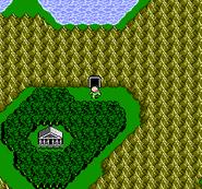 FFIII NES Water Cave WM