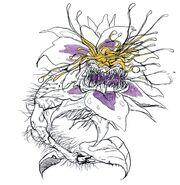 FFII - Amano Death Flower