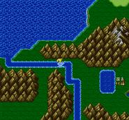 FFV SNES River