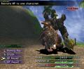 FFX-2 Machina Maw Attack