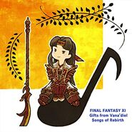 Final Fantasy XI Gifts from Vana'diel: Songs of Rebirth