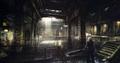 Midgar-Slums-Sewers-FFVIIR-Artwork