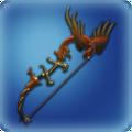 Suzaku's Greatbow from Final Fantasy XIV icon