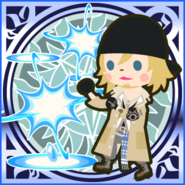 FFAB Aquastrike - Snow Legend SSR+