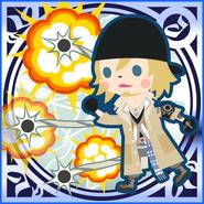 FFAB Blindside - Snow Legend SSR