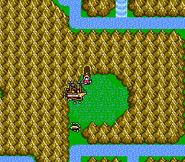 FFIII NES Ancient Ruins