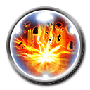 FFRK Thunder Explosion Attack Icon