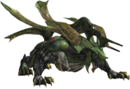 FFXIII enemy Alpha Behemoth