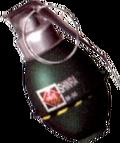 Grenade as it appears in Final Fantasy VII.